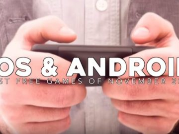 Top 10 FREE iOS & Android Games of November 2017