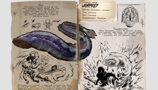 Ark: Survival Evolved – Aberration | How To Find And Tame Lamprey