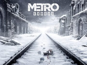 Metro Exodus Announced For Fall 2018