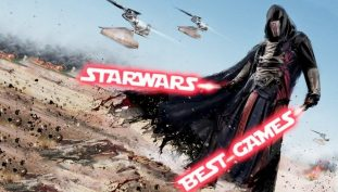 Top 10 Star Wars Games We All Loved