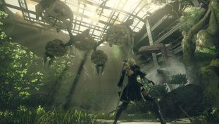 NieR: Automata Ships Over 3 Million Units
