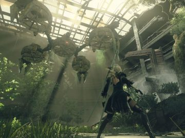 NieR:Automata's Re-Arranged & Unreleased Tracks Go on Sale This Month