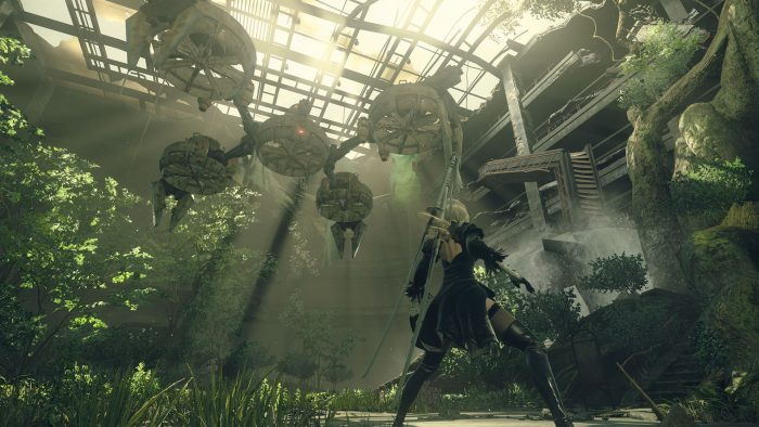 Nier Automata Xbox One HDR Is Concluded As Fake - Gameranx