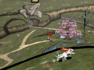 Ōkami HD Impressions—Folklore on Fire