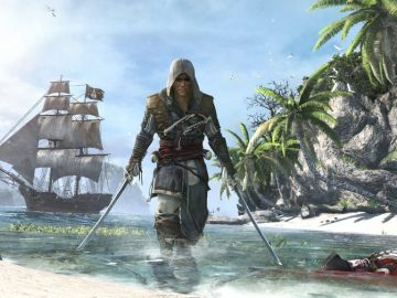 Daily Deal: Get A Free Copy Of Assassins Creed: Black Flag on Uplay