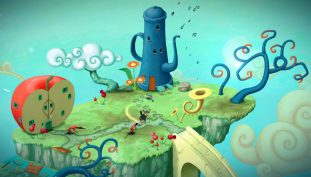 Whimsical Music Game 'Figment' Now Has a Free Demo