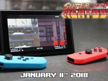 Super Meat Boy To Release On Switch In Two Weeks