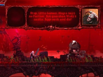 Heavy Metal Platformer Slain: Back From Hell Thrashing its way to Switch