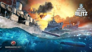 Battle For Oceanic Supremacy in Mobile MMO World of Warships Blitz
