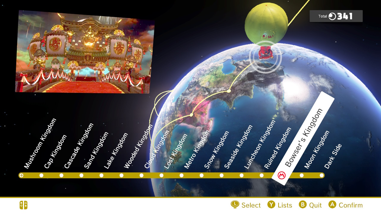 Super Mario Odyssey Here s The Fastest Way To Earn 9999 Coins