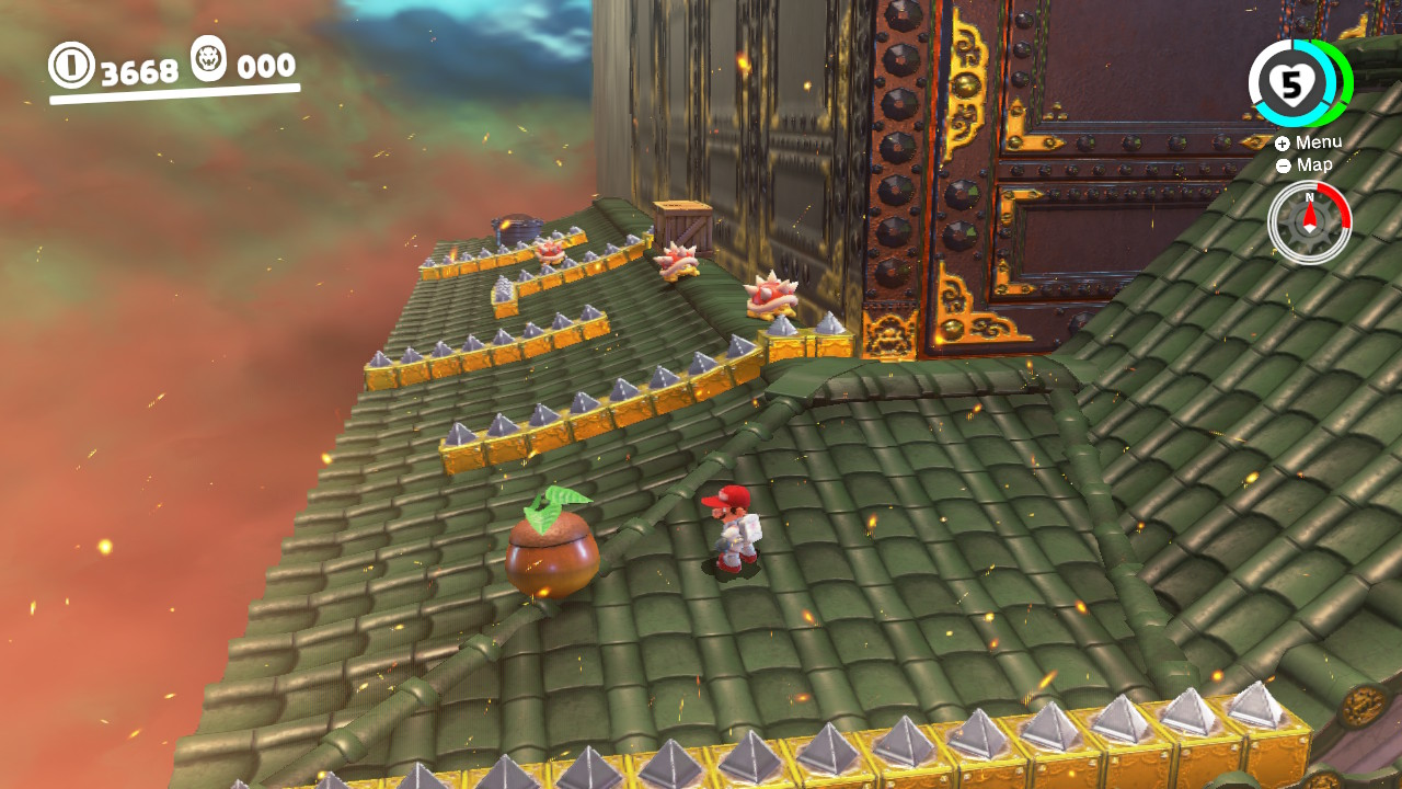 Super Mario Odyssey: Here's The Fastest Way To Earn 9999 Coins