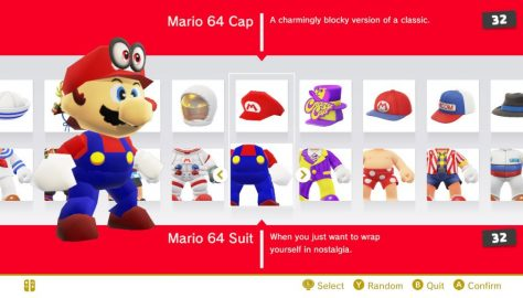 Super Mario Odyssey: Check Out Every Mario Outfit | All Costumes [GALLERY]