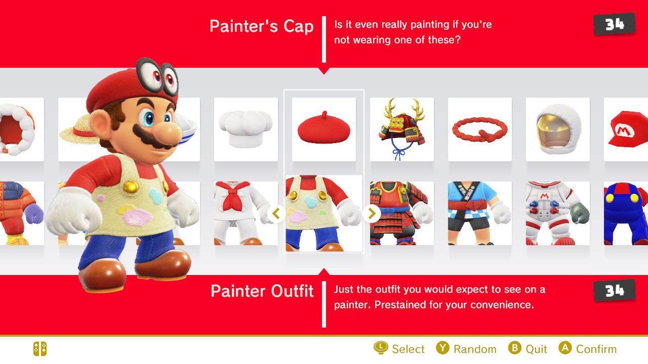 Super Mario Odyssey: All Outfit Power Moons Locations & Solutions
