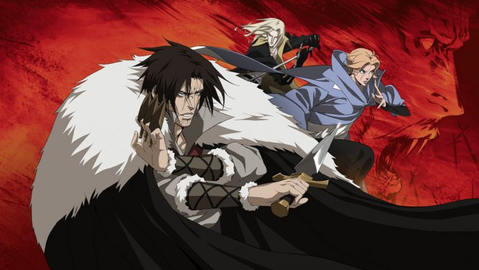 Castlevania is returning for another series on Netflix