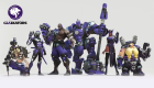 All Overwatch League Skins! Team Uniform Skins.mp4_000013763