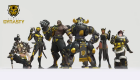 All Overwatch League Skins! Team Uniform Skins.mp4_000036853