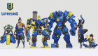All Overwatch League Skins! Team Uniform Skins.mp4_000046383