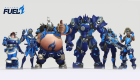 All Overwatch League Skins! Team Uniform Skins.mp4_000055492