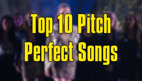 Pitch Perfect Songs Banner