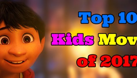 Best Kids Movies 2017 Banner
