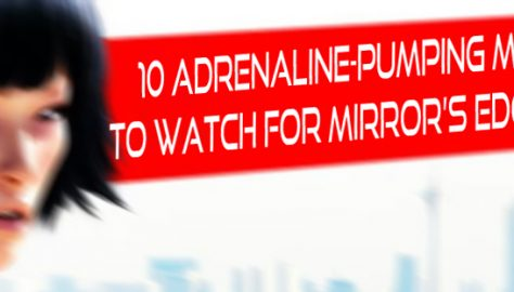 Mirror's Edge Movies Banner