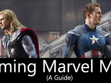 Upcoming Marvel Movies (A Guide)