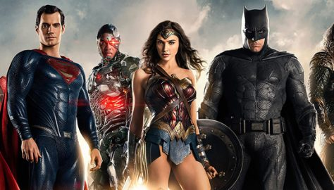No Zack Snyder Justice League Banner