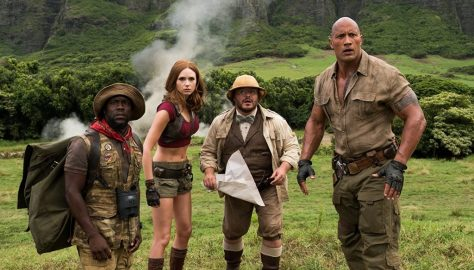 Jumanji Movie 2