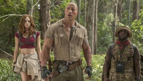 Jumanji Movie Banner