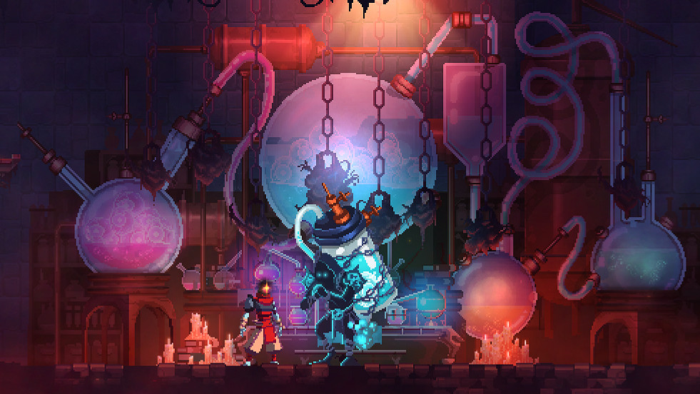 Dead Cells: How To Get The Vine, Teleportation, Ram & Spider Runes | Locations Guide