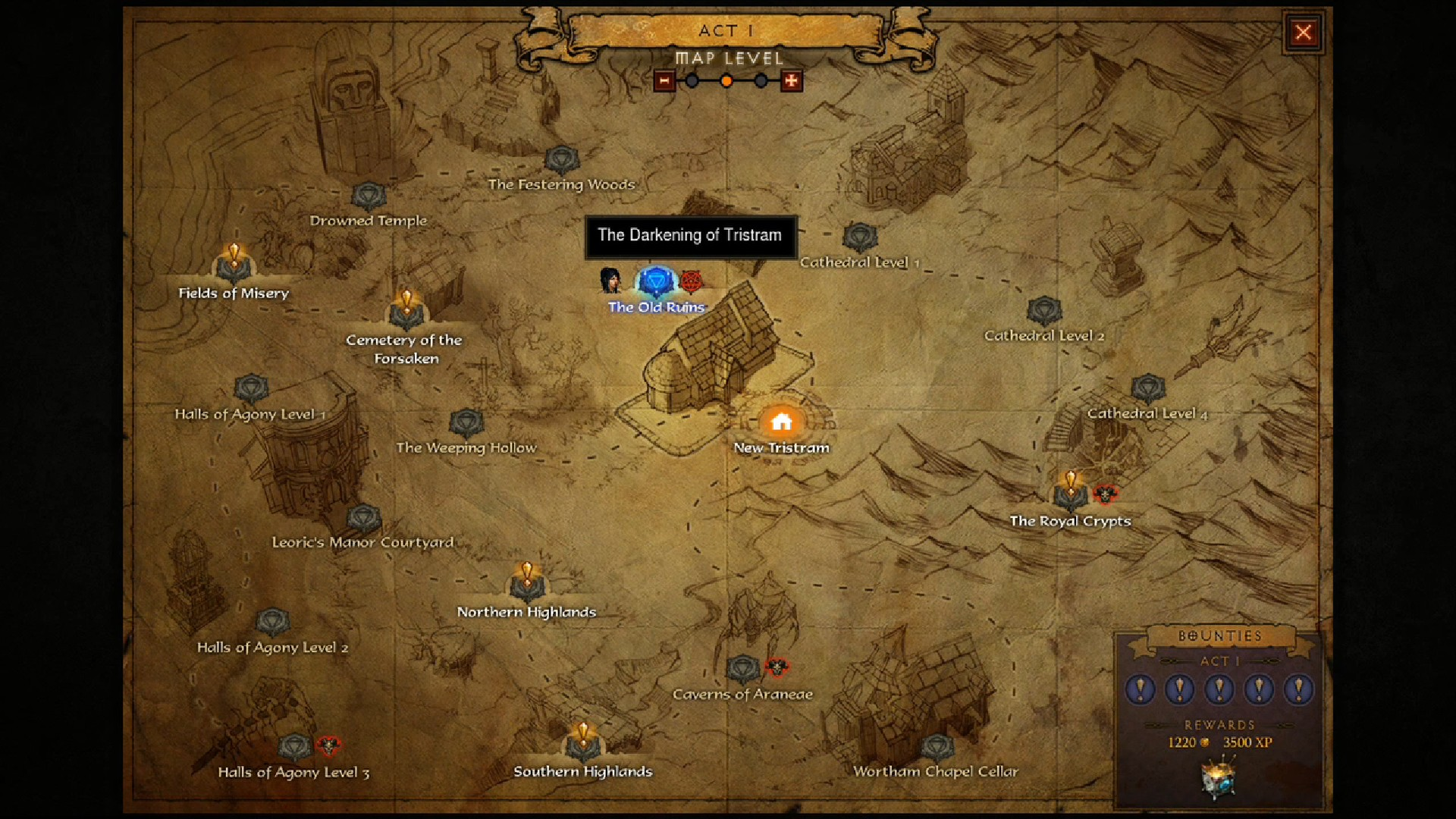 Diablo 3: Darkening of Tristram - How to Unlock the Secret Cow Level