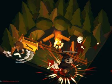 Friday The 13th: Killer Puzzle Finalises Steam & Mobile Release