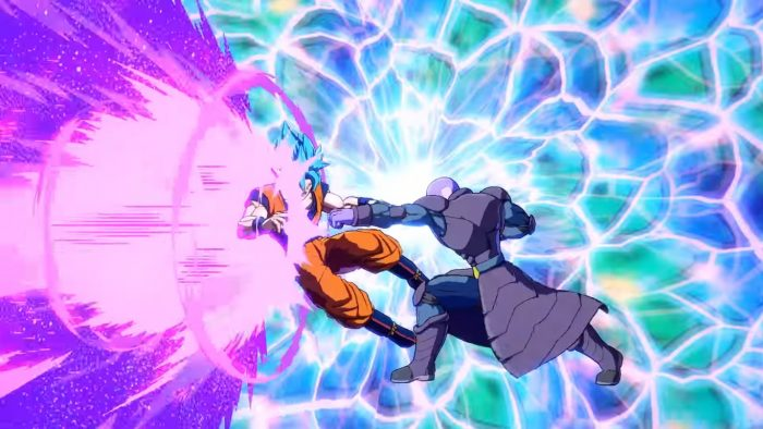 Beerus Makes His Big Entrance in New Dragon Ball FighterZ Trailer