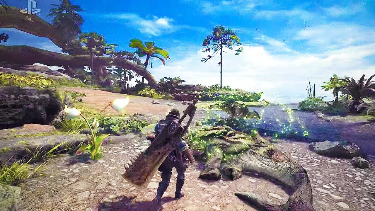 Monster Hunter: World – How to Catch Pets For Your Home
