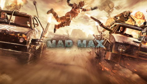 Mad Max game header