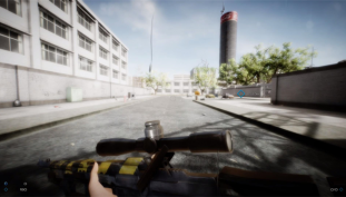 Check Out This Post Apocalyptic Shooter Set In South Africa
