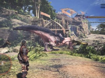 """Monster Hunter World Update 1.04 Fixes Issues Relating To """"The Encroaching Anjanath"""""""