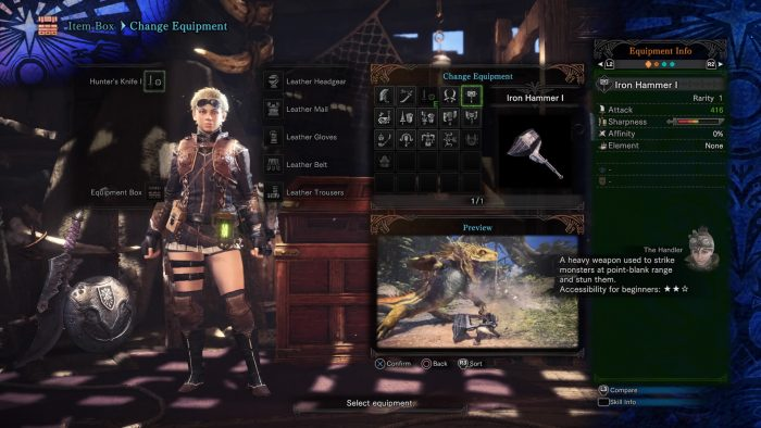 Monster Hunter World, Street Fighter V Crossover Gets a New Trailer
