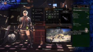 Character Reset Could Be Coming To Monster Hunter World