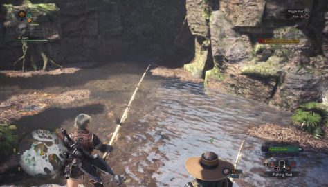 Monster Hunter: World – How To Catch Prehistoric Fish | Living Fossil Guide