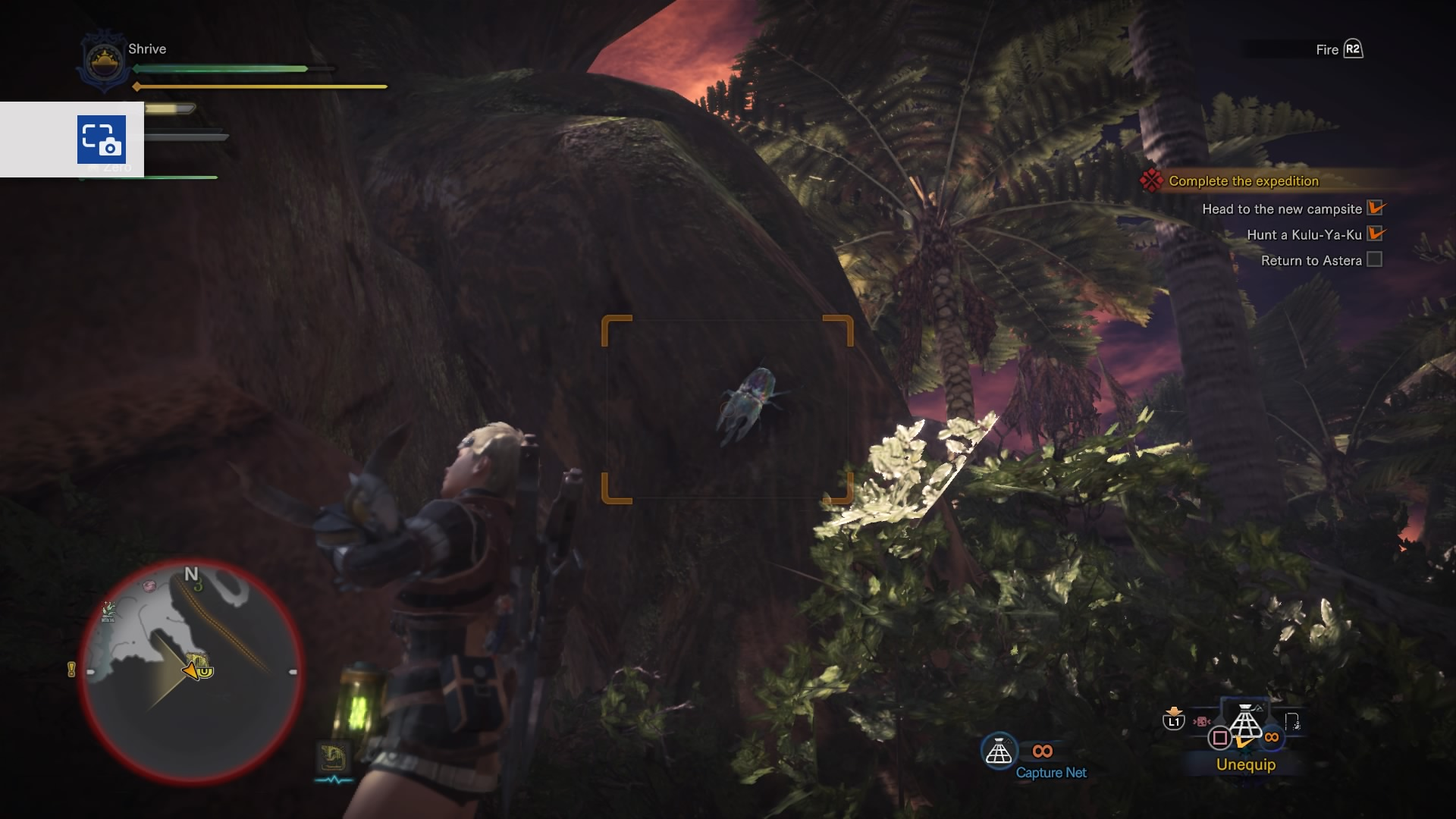 Monster Hunter World How To Capture Rare Bugs