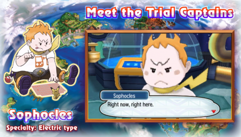 Pokemon Ultra Sun & Moon Walkthrough | Part 7: Captain Sophocles's Trial