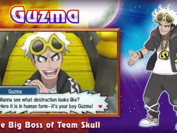 Pokemon Ultra Sun & Moon Walkthrough | Part 9: Team Skull Boss Guzma