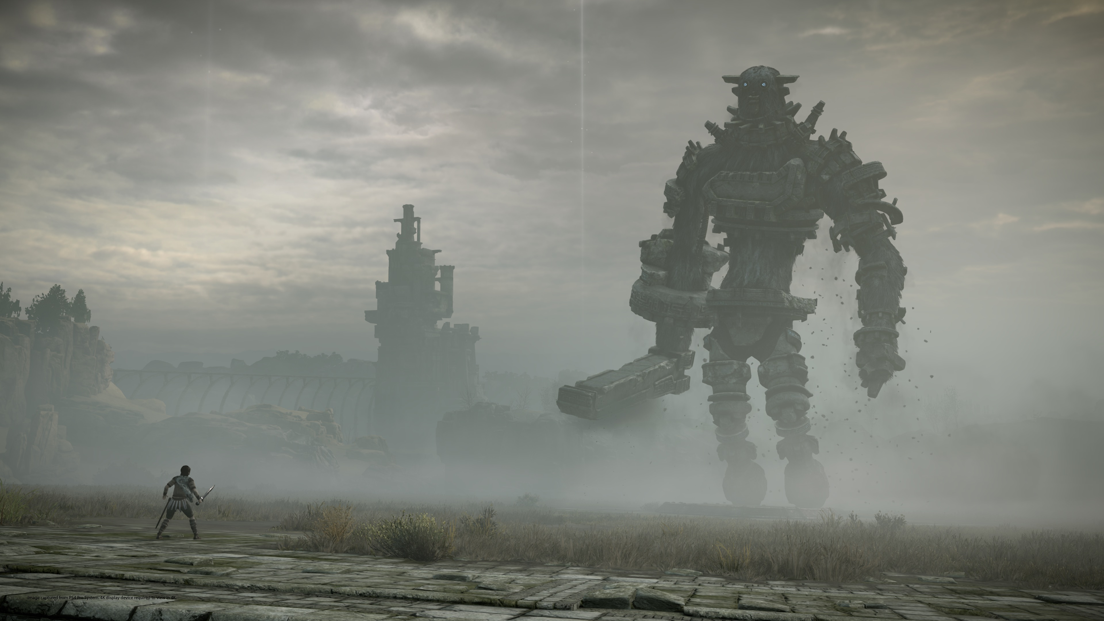 Shadow Of The Colossus Ps4 Wallpaper: Shadow Of The Colossus (PS4): How To Beat Every Boss
