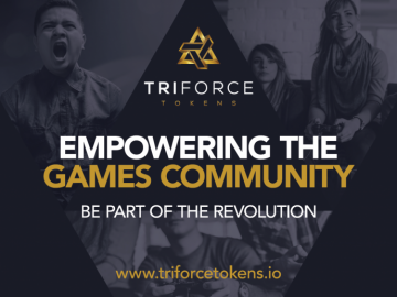 Imagine A Single Economy For All Gaming Platforms – This Is TriForce Tokens