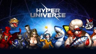 Hyper Universe Officially Launches 17 January 2018