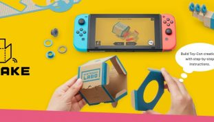 This Is Why Nintendo Labo Uses Cardboard