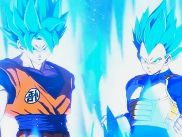 Dragon Ball FighterZ: How To Unlock Super Saiyan Blue Forms