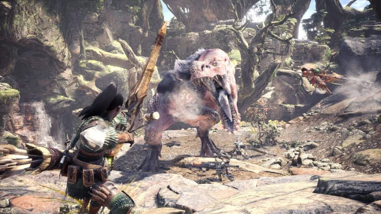 Monster Hunter: World Will Have A Limited Horizon Zero Dawn Quest