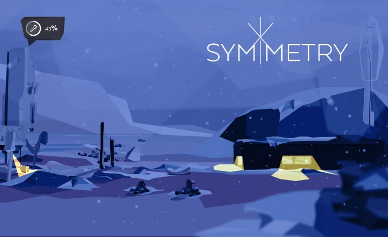 Survival and Resource Management Title, Symmetry, Releases on PS4 in February